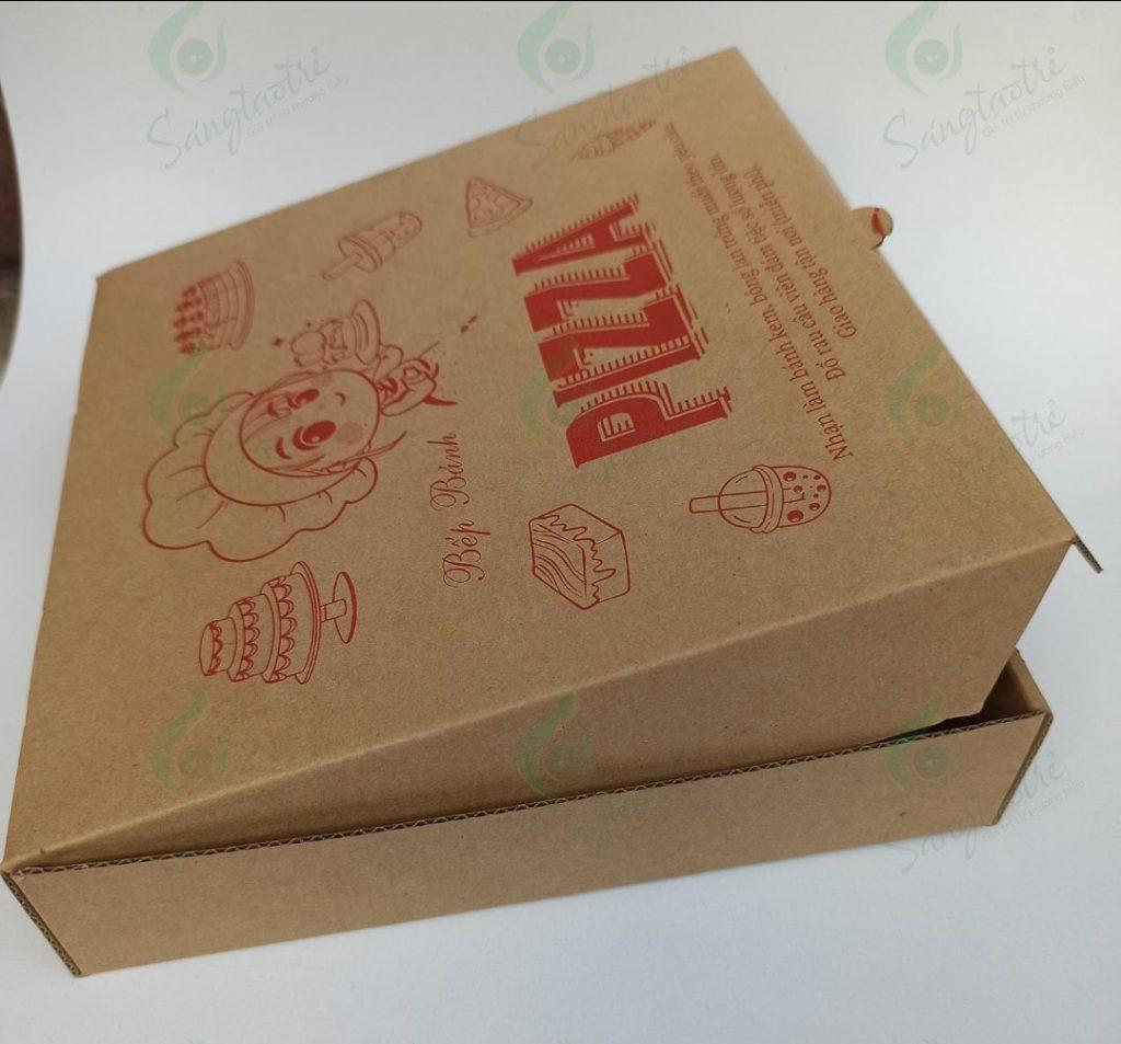 Hộp Pizza STT18
