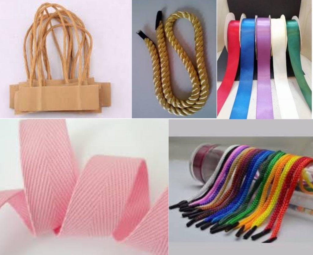các loại dây túi giấy